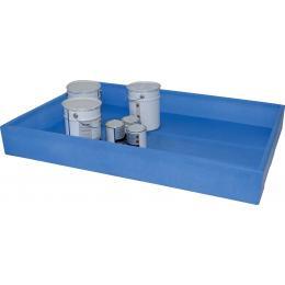 Plateforme de rétention en plastique   Rétention : 150 L