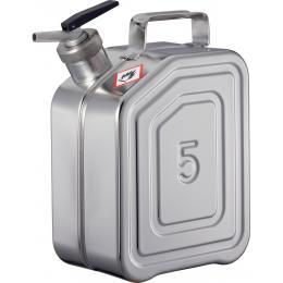Jerrican pour produits inflammables et chimiques  10 L