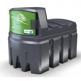 Cuve en polyéthylène - 2500 L - stocker et distribuer