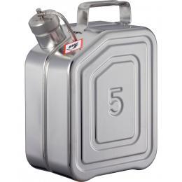 Jerrican pour produits inflammables et chimiques  5 L