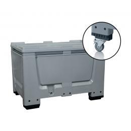 Kit anti-pollution tous liquides - Caisse palette  Absorption : 300 L