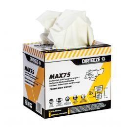 Distributeur feuille d'essuyage - 200 feuilles  Epaisseur : 75 gr/m2