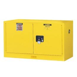 Armoire de sécurité pour produits inflammables  Capacité : 64 L