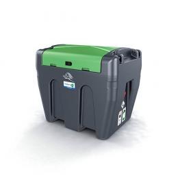 Cuve en polyéthylène 900 L - transporter et distribuer