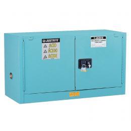 Armoire de sécurité pour produits corrosifs  Capacité : 64 L