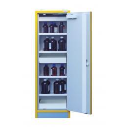 Armoire de sécurité pour produits inflammables  Capacité : 110 L