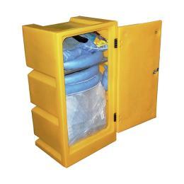 Kit anti-pollution chimique - Coffre  Absorption : 150 L