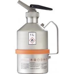 Récipient de sécurité pour produits inflammables et chimiques <br> 5 L