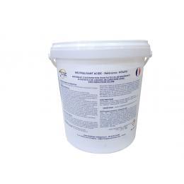 Neutralisant acide - 4.5 kg - 5 L