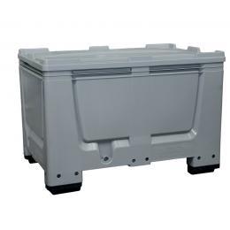 Kit anti pollution hydrocarbure - Caisse palette  Absorption : 800 L