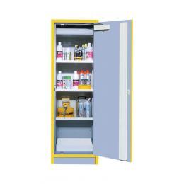 Armoire de sécurité pour produits inflammables <br> Capacité : 130 L