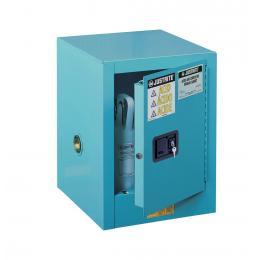 Armoire de sécurité pour produits corrosifs <br> Capacité : 15 L