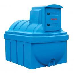Cuve en polyéthylène 2500 L - stocker et distribuer