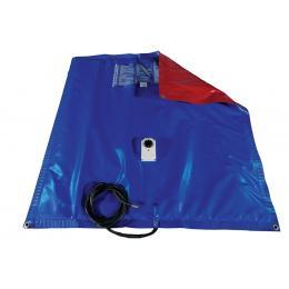 Couverture chauffante - Maintiens hors gel pour IBC