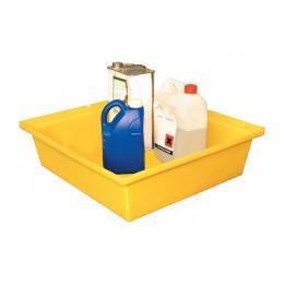 Bac de rétention en plastique  Capacité : 45 L