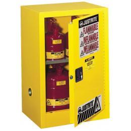 Armoire de sécurité pour produits inflammables  Capacité : 45 L