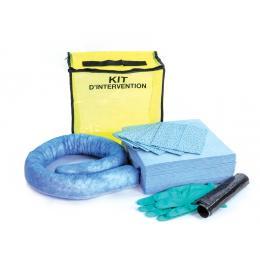 Kit anti-pollution hydrocarbure - Sac  Absorption : 20 L