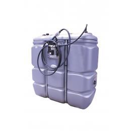 Cuve en polyéthylène 2000 L - stocker et distribuer