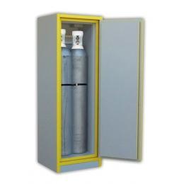 Armoire de sécurité pour bouteilles de gaz <br> 1 à 2 bouteilles