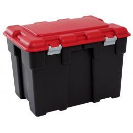 Kit anti-pollution chimique - Coffre PE  Absorption : 150 L