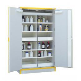 Armoire de sécurité pour produits inflammables  Capacité : 4 x 55 L