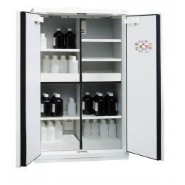 Armoire de sécurité pour produits inflammables <br> Capacité : 4 x 55 L