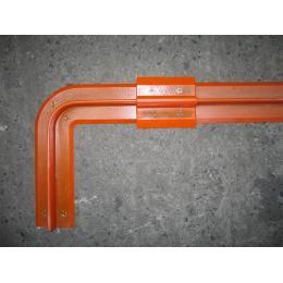 Connecteur pour ECB010  Barrière en plastique
