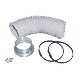 Kit de raccordement pour caisson de ventilation pour armoire de sécurité