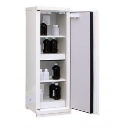 Armoire de sécurité pour produits inflammables  Capacité : 2 x 55 L