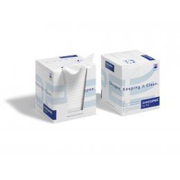 Distributeur feuille d'essuyage douce <br> 800 feuilles <br>50gr/m2
