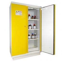 Armoire de sécurité pour produits inflammables  Capacité : 250 L